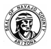 Official seal of Navajo County