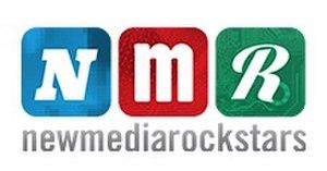 NewMediaRockstars - Image: New Media Rock Stars company logo