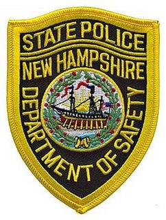 New Hampshire State Police State Police of New Hampshire