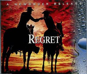 Regret (New Order song) - Image: New Order Regret