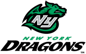 New York Dragons - Image: New York Dragons logo