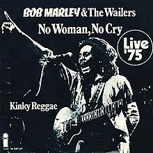 Bob Marley & the Wailers - No Woman, No Cry (studio acapella)