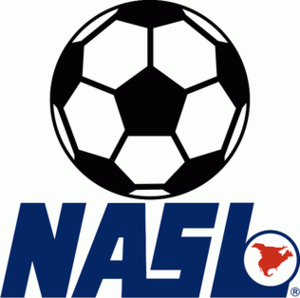 North American Soccer League (1968–84) - Original logo of the NASL (1968–1974)