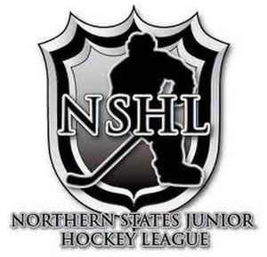North American 3 Eastern Hockey League - Image: Northern States Junior Hockey League
