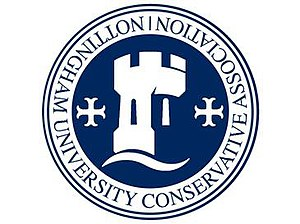Nottingham University Conservative Association - Image: Nottingham University Conservative Association