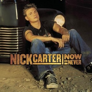 Now or Never (Nick Carter album) - Image: Now or Never (album)