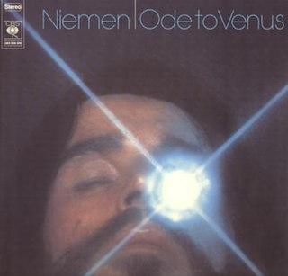 <i>Ode to Venus</i> (album) 1973 studio album by Czesław Niemen