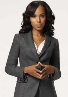 "fictional character in American TV series ""Scandal"""
