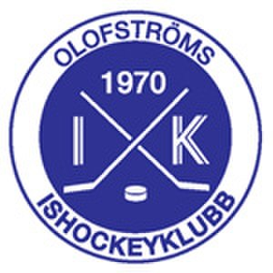 Olofströms IK - Image: Olofströms IK Logo