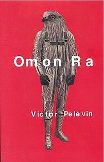 <i>Omon Ra</i> 1992 novel by Viktor Pelevin