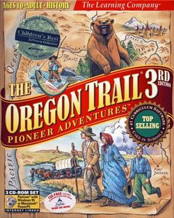 The oregon trail for macintosh high time gaming youtube.