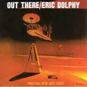 Out There (Eric Dolphy album) - Image: Out There Eric Dolphy