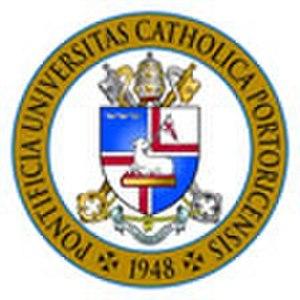 Pontifical Catholic University of Puerto Rico - Seal of the Pontifical Catholic University of Puerto Rico