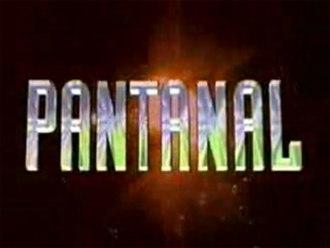 Pantanal (TV series) - Main title card