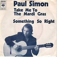Paul simon take me to the mardi gras single.jpg