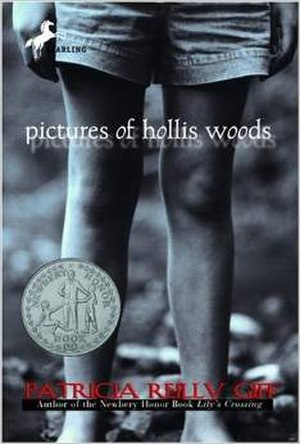 Pictures of Hollis Woods - Image: Pictures of Hollis Woods cover
