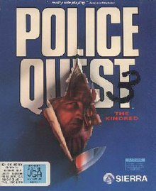 police quest iii the kindred wikipedia