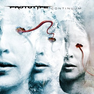 Continuum (Prototype album) - Image: Prototype Continuum