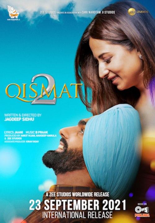 Qismat 2 (2021) Punjabi Full Movie 720p HDRip ESubs 1.2GB Download