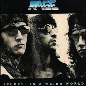 Secrets in a Weird World - Image: Rage secrets in a weird world