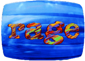 Rage (TV program) - Image: Rage tv logo