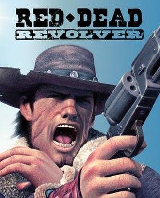 Red Dead Revolver - Image: Red Dead Revolver Coverart