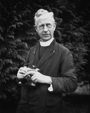 Francis Browne - Image: Reverend Francis Browne
