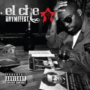 El Che (album) - Image: Rhymefest el che cover