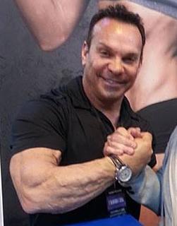 Rich Gaspari American bodybuilder