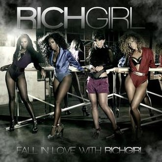 Fall in Love with RichGirl - Image: Richgirl mixtapefrontcover