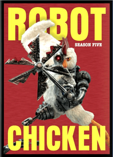 <i>Robot Chicken</i> (season 5)