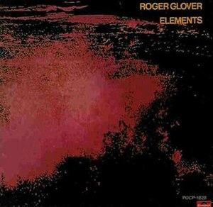 Elements (Roger Glover album) - Image: Roger glover elements cover