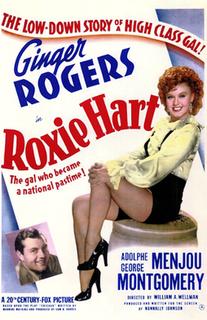 <i>Roxie Hart</i> (film) 1942 film by William A. Wellman