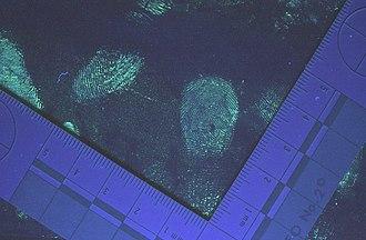 Special Investigations Unit - A Fingerprint