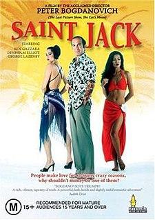<i>Saint Jack</i> (film) 1979 film by Peter Bogdanovich
