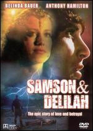 Samson and Delilah (1984 film) - dvd cover