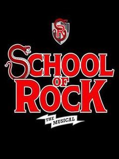 <i>School of Rock</i> (musical)