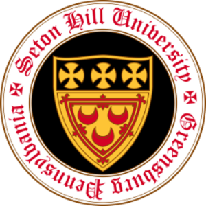 Seton Hill University - Image: Seton Hill University seal