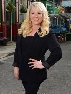 Sharon Watts Fictional character from EastEnders