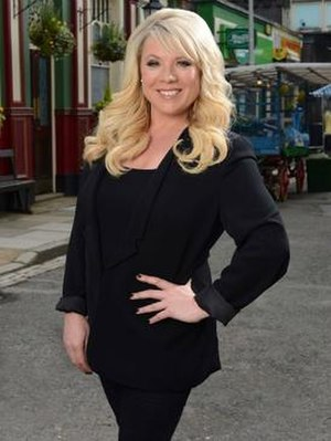 Sharon Watts - Image: Sharon Rickman