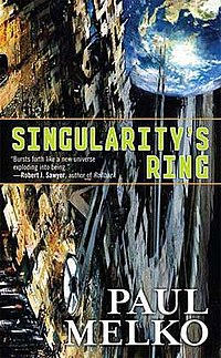 Singularity's Ring