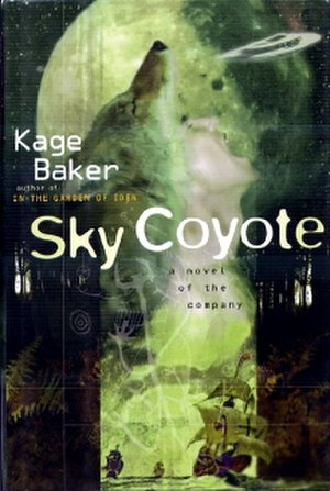 Sky Coyote - First Edition cover