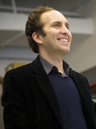 Scott Snibbe - Scott Snibbe at MIT Media Lab (2009)