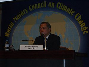 So Climate Change Conference