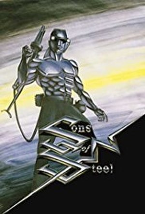 Sons of Steel (1989 film) - Poster