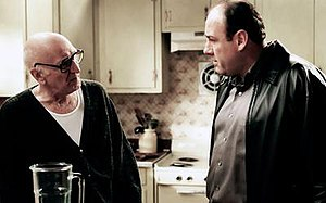 Second Opinion (The Sopranos) - Image: Sopranos ep 307