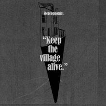 Stereophonics Keep The Village Alive Al Cover Png