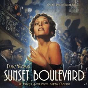 Sunset Boulevard (film score) - Image: Sunset Boulevard OST