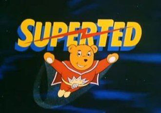 SuperTed - Image: Superted