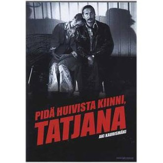 Take Care of Your Scarf, Tatiana - DVD cover